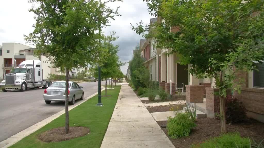 Mueller Affordable Homeowner Taking Travis Central Appraisal