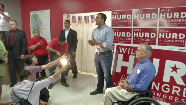 Hurd Receives Support From Governor Ahead of Rematch with Gallego in House District 23 Race