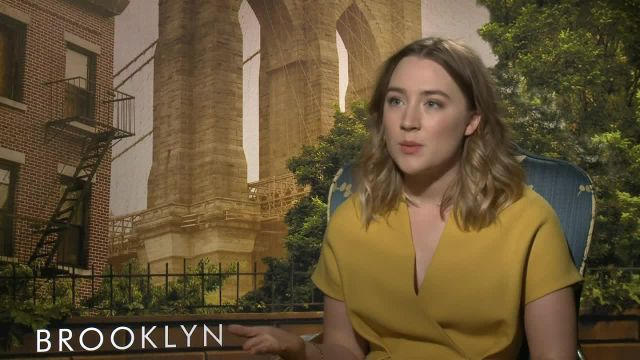 Immigrant Story Inspires Saoirse Ronan's 'Brooklyn' Performance