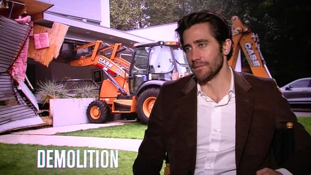Jake Gyllenhaal's 'Demolition' Builds Buzz with SXSW Audience Award