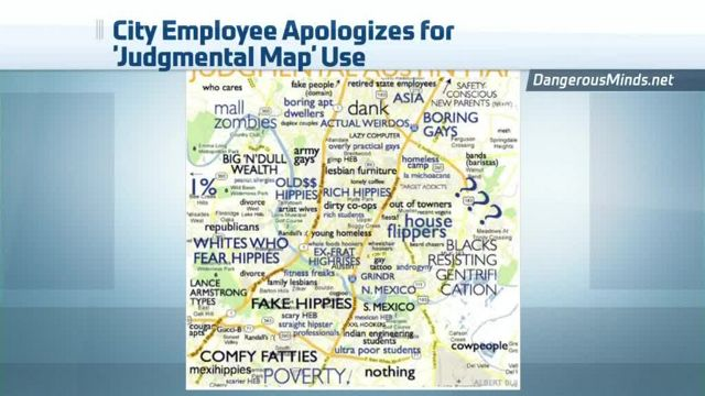 Austin Transportation Director Apologizes for \'Judgmental Map\'