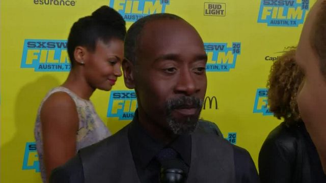 Don Cheadle Premieres Biopic 'Miles Ahead' at SXSW