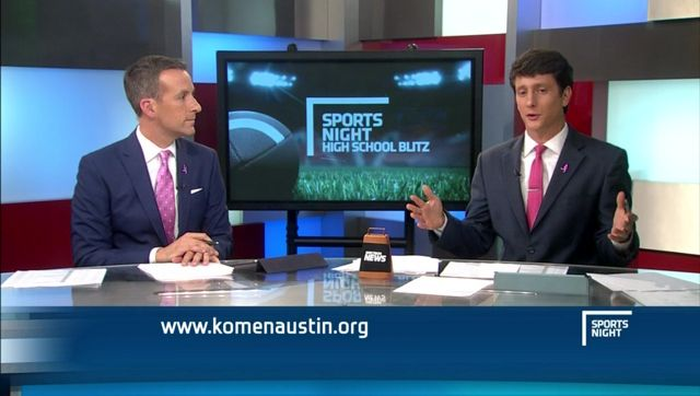 High School Blitz: Breast Cancer Awareness Special