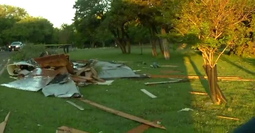 National Weather Service Investigating Possible Tornado in Point Venture