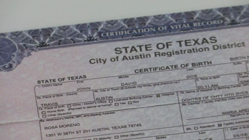 proposed legislation may give adult adoptees birth parents' names