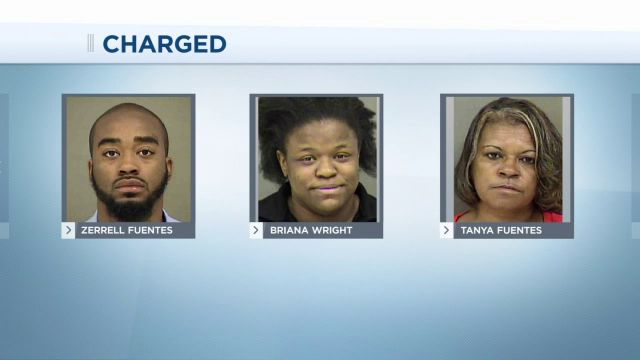 Charlotte Man, Wife and Mother Facing Sex Trafficking Charges