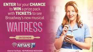 Waitress Sweepstakes