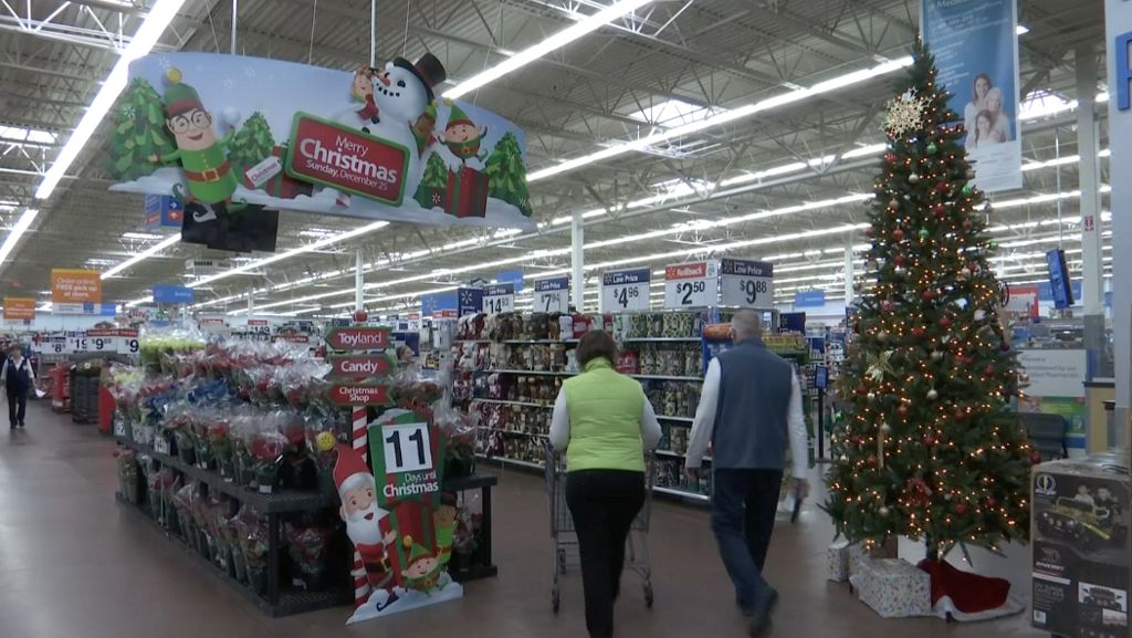 secret santa pays off several layaway bills at leland walmart - Walmart Christmas Layaway