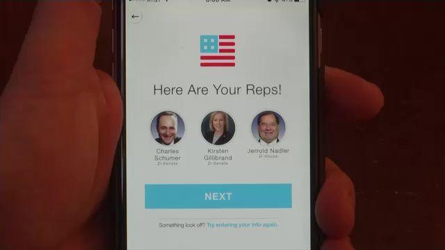 App Wrap: 'Countable,' 'Track-Trump'