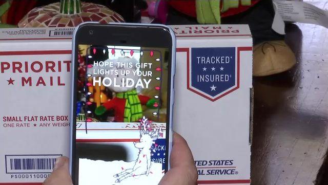 App Wrap: 'USPS AR,' '1600'