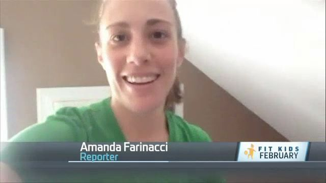 Fit Kids Our Stories: Amanda Farinacci