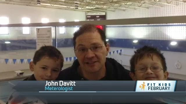 Fit Kids Our Stories: John Davitt
