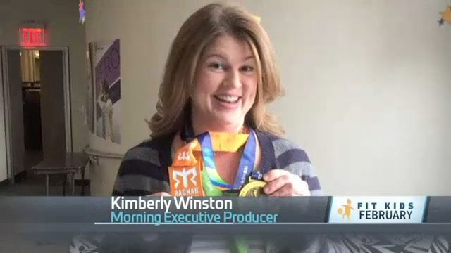 Fit Kids Our Stories: Kim Winston