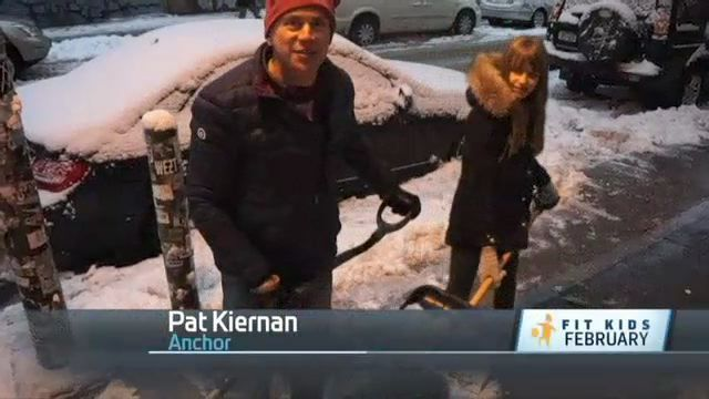 Fit Kids Our Stories: Pat Kiernan