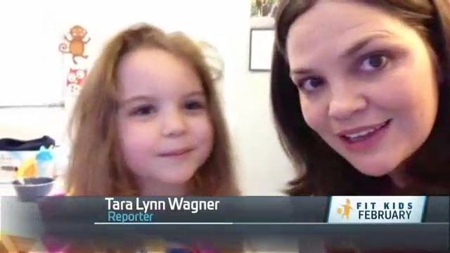 Fit Kids Our Stories: Tara Lynn Wagner