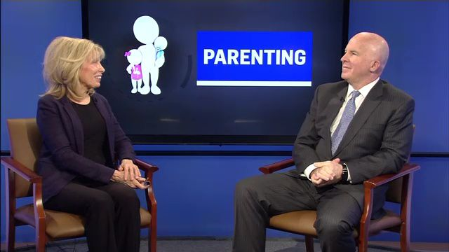 Parenting: Recommended Reading with Police Commissioner James O'Neill