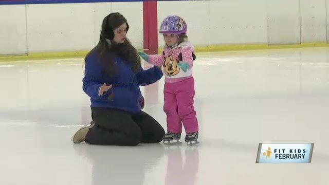 Fit Kids: Classroom on Ice Keeps Preschoolers Active and Sharp