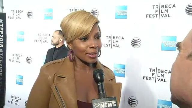 Mary J. Blige Documentary 'The London Sessions' Premieres at Tribeca Film Festival