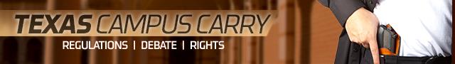 TWC News Texas Campus Carry