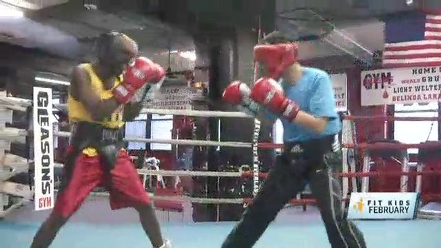 Fit Kids: Brooklynites Learn Life Lessons in the Boxing Ring
