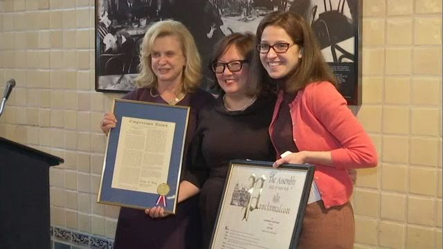 Lawmakers Honor Three Queens Women for Women's History Month