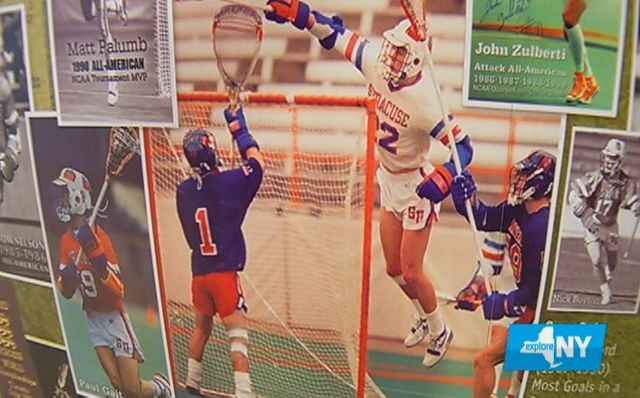 Extended Version: Born in Canada, But Game of Lacrosse Raised in CNY