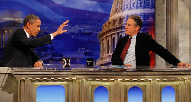 Jon Stewart Interviews