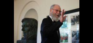 WASHINGTON, DC - MAY 13:  Comedian David Letterman arrives at a Nordic State Dinner May 13, 2016 at