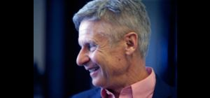 FILE - In this May 18, 2016 file photo, Libertarian presidential candidate, former New Mexico Gov. G