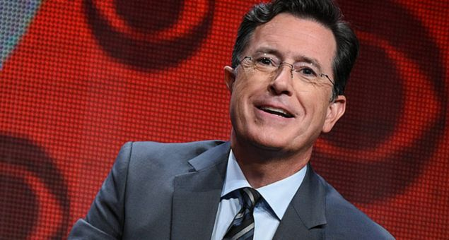 Late Show Reveals Stephen Colbert's Debut Week of Guests