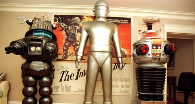 TV Video Vault – Robots Are Taking Over