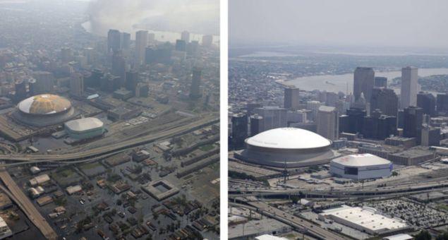 Katrina Then & Now
