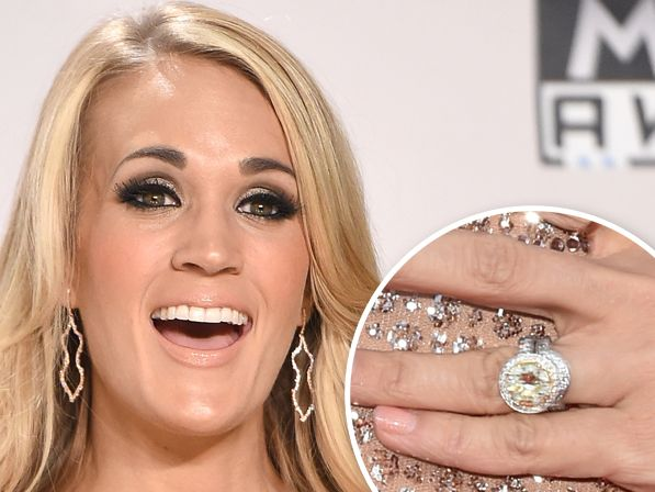 Kelly clarkson wedding ring cost