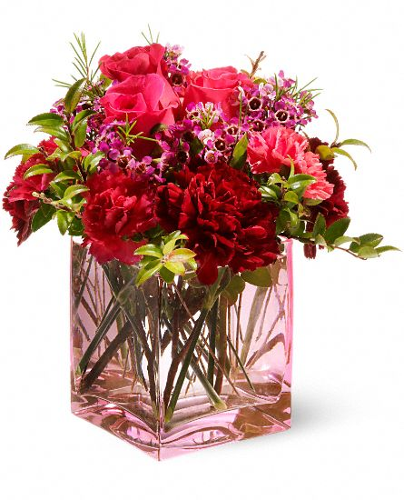 Teleflora's Touch of Love Flowers