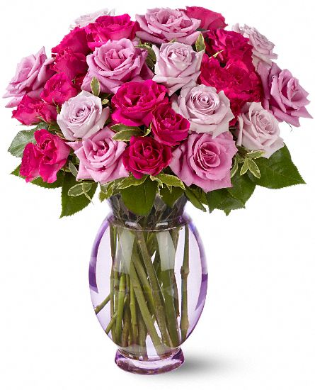 Always Beautiful Mothers Day Roses Flower Arrangement