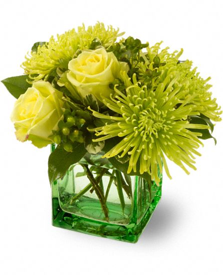 Teleflora's Green Light Flowers