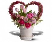 Oakville Florist Shop Logo