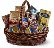 Chocolate & Coffee  Gift Basket