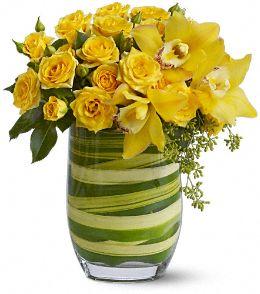 Rising Sun Flowers, Rising Sun Flower Bouquet - Teleflora.com :  rising sun flower bouquet bouquet yellow teleflora