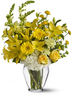 Summer Breeze Flower Bouquet