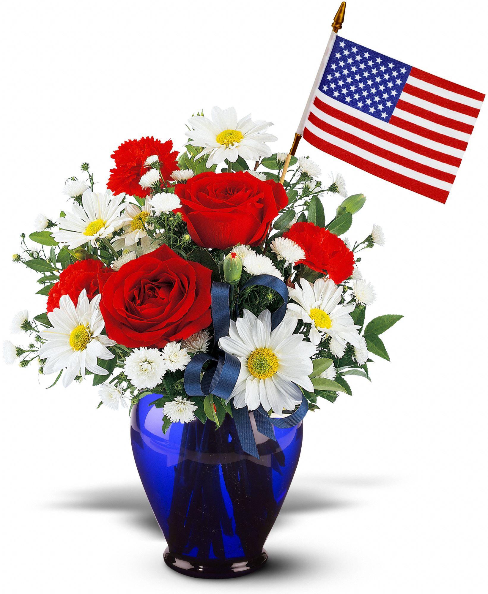Spirit of America Bouquet