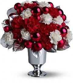 So Very Merry Flowers, So Very Merry Flower Bouquet - Teleflora.com
