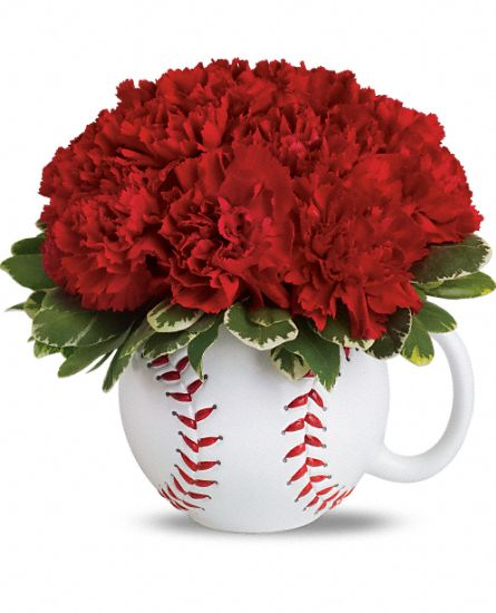 Teleflora's Play Ball Bouquet Flowers