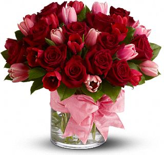 P.S. I Love You Flowers, P.S. I Love You Flower Bouquet - Teleflora.com