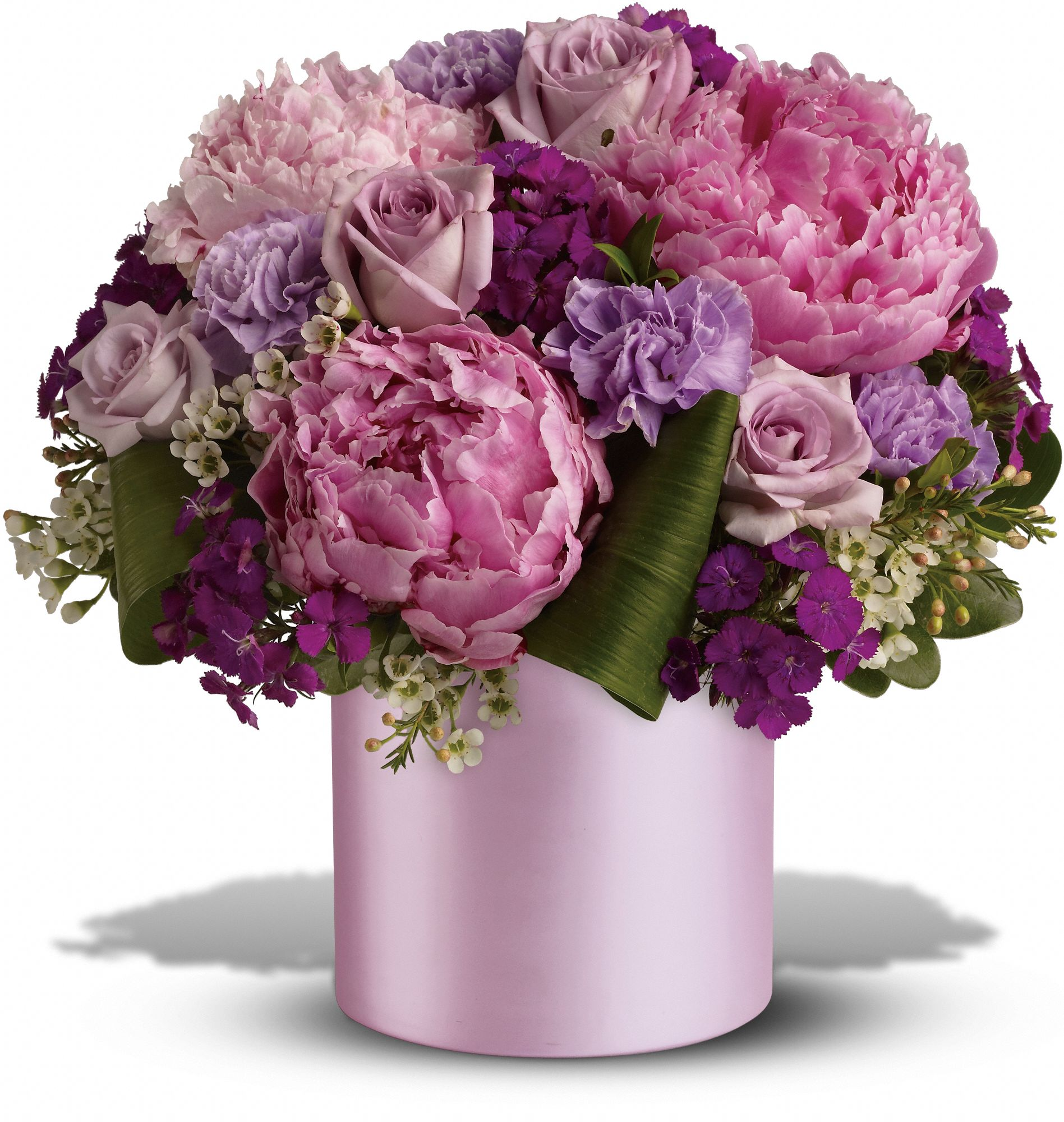 Teleflora's Princess Peony Bouquet Flowers