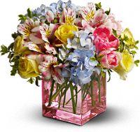 Teleflora's Spring Sweetness Flowers, Teleflora's Spring Sweetness Flower Bouquet - Teleflora.com