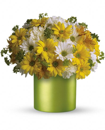 Teleflora's Hello Sunshine Flowers