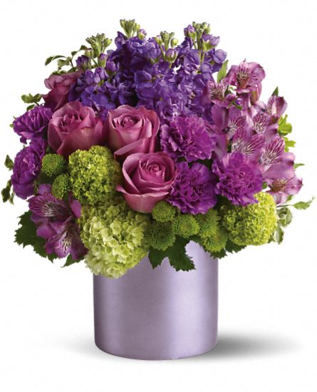 Purple Reign Flowers