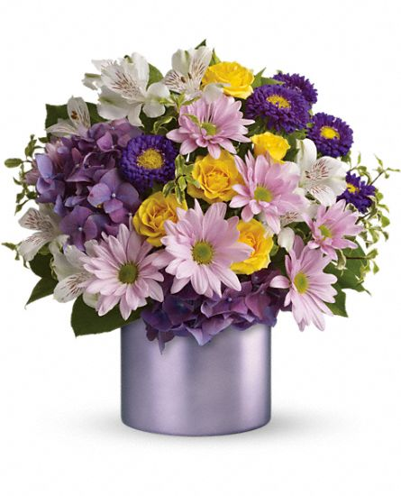 Teleflora's Breath of Fresh Air Flowers
