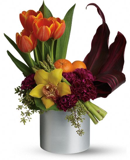 Teleflora's Top Chef Kitchen Connoisseur Flowers